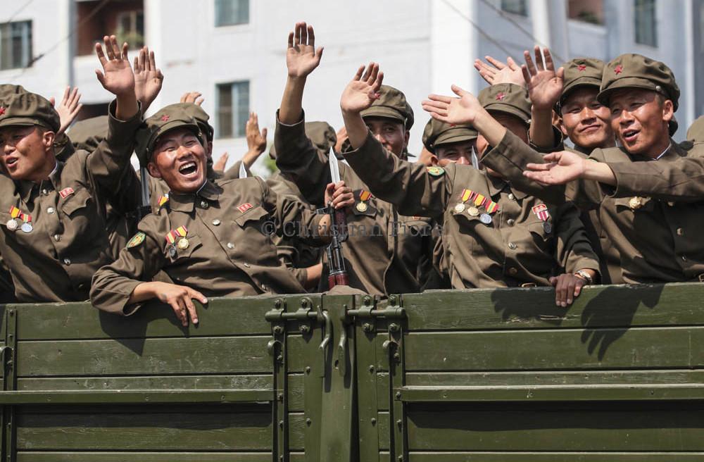 Choreography of Happiness I – North Korea