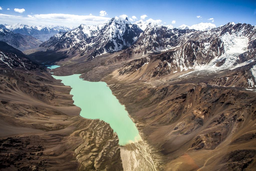 Pamir Landscapes