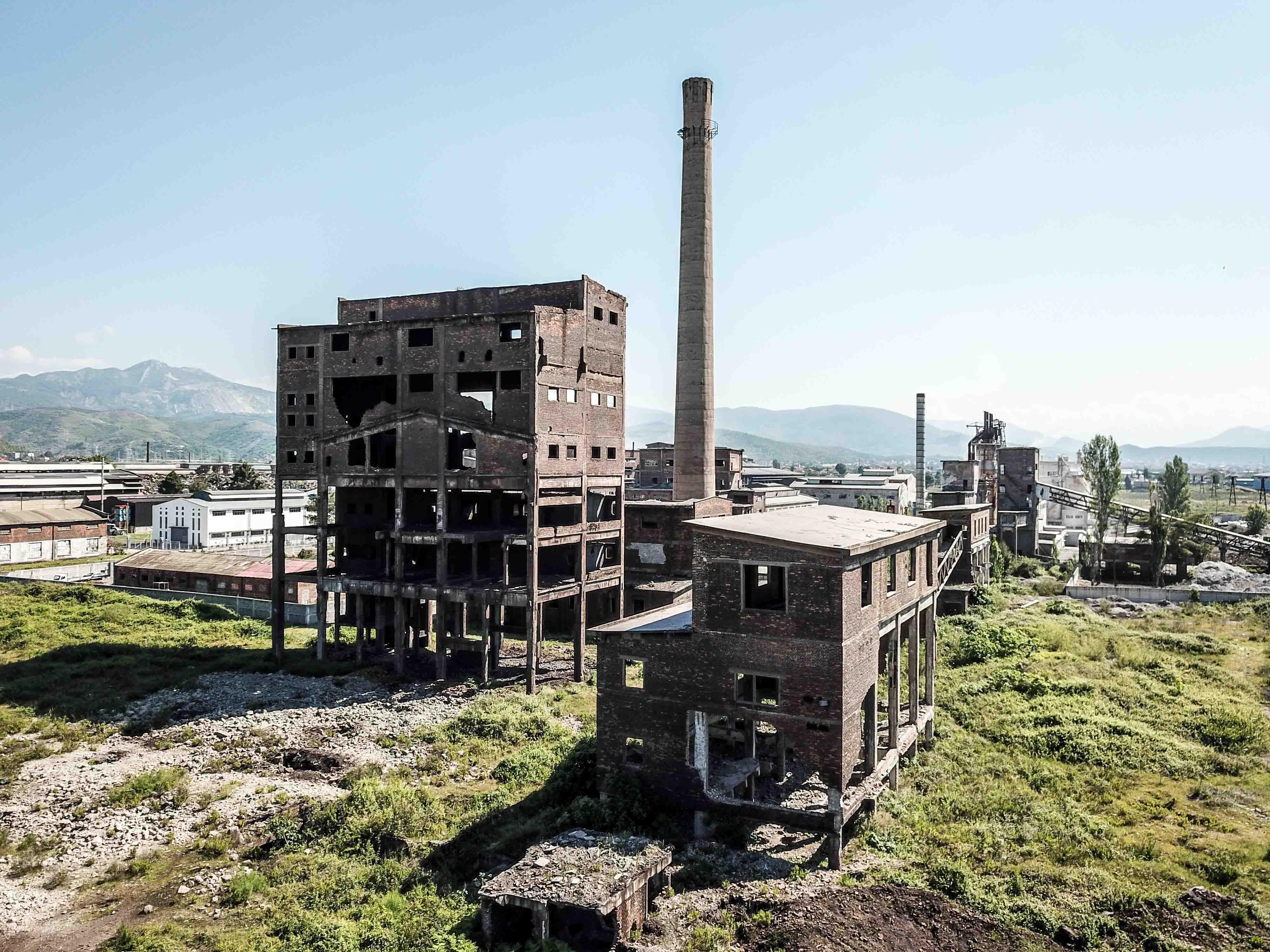 Elbasan – Kombinati Metalurgjik